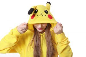 Kombinezon rozrywkowy - Pikachu