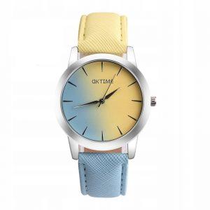 żółto-niebieski